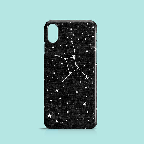 Virgo mobile phone case / Zodiac phone case