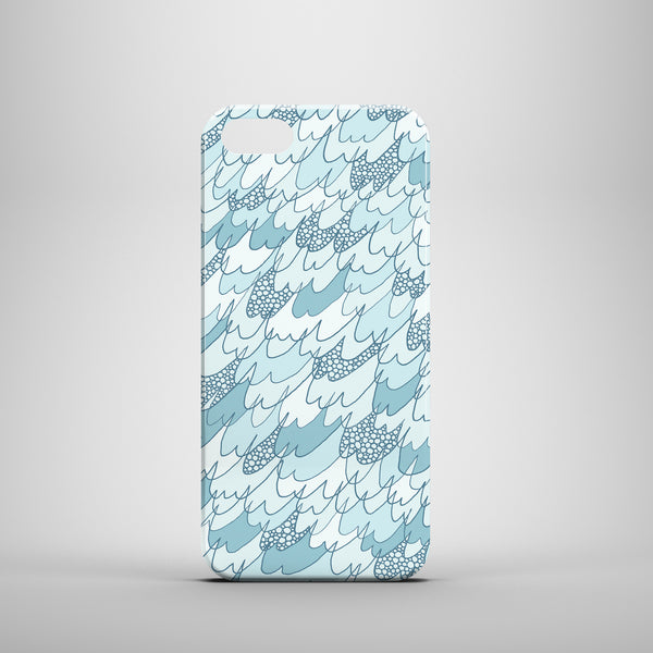 Small Waves mobile phone case