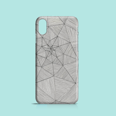 Web mobile phone case
