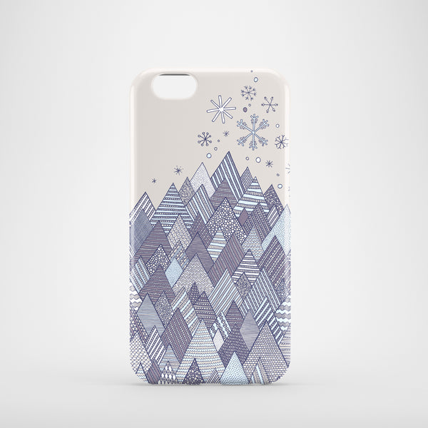 Winter Dreams mobile phone case