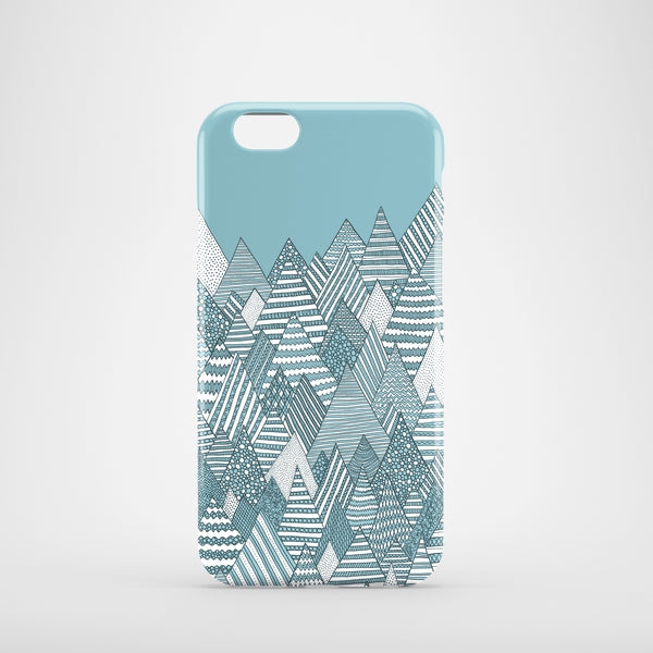 Winter Forest mobile phone case