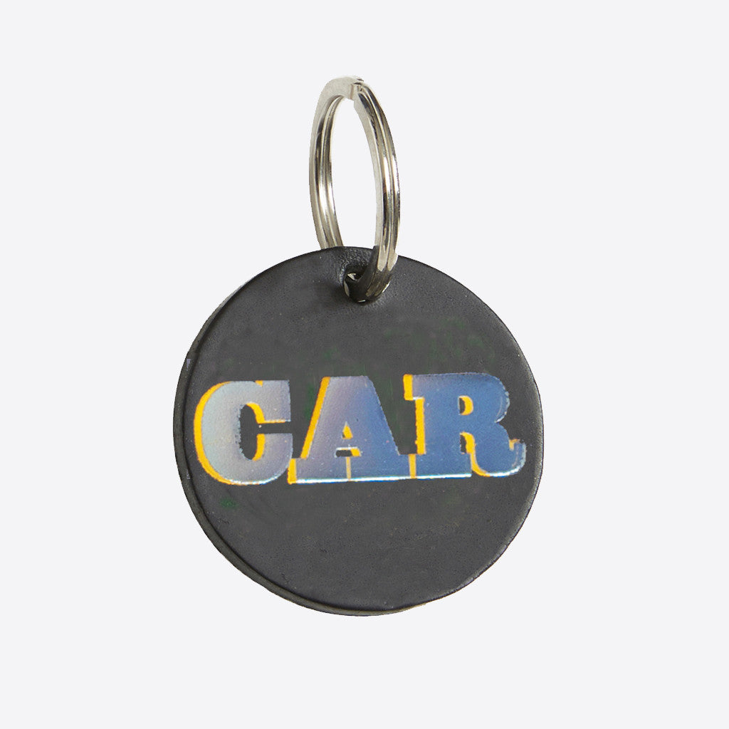 DANDY STAR CAR KEYRING