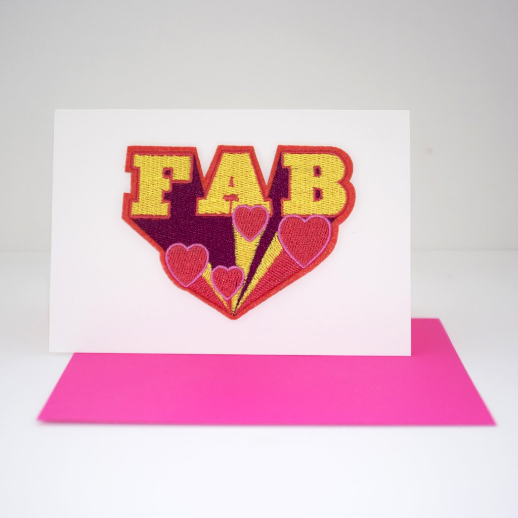 FAB PATCH CARD