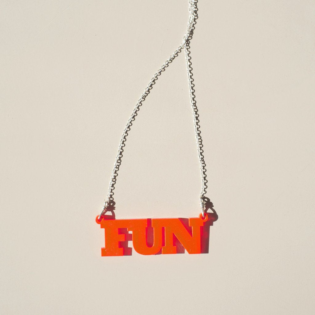 NEON FUN NECKLACE - Dandy Star