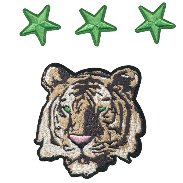 TIGER STARS PATCH