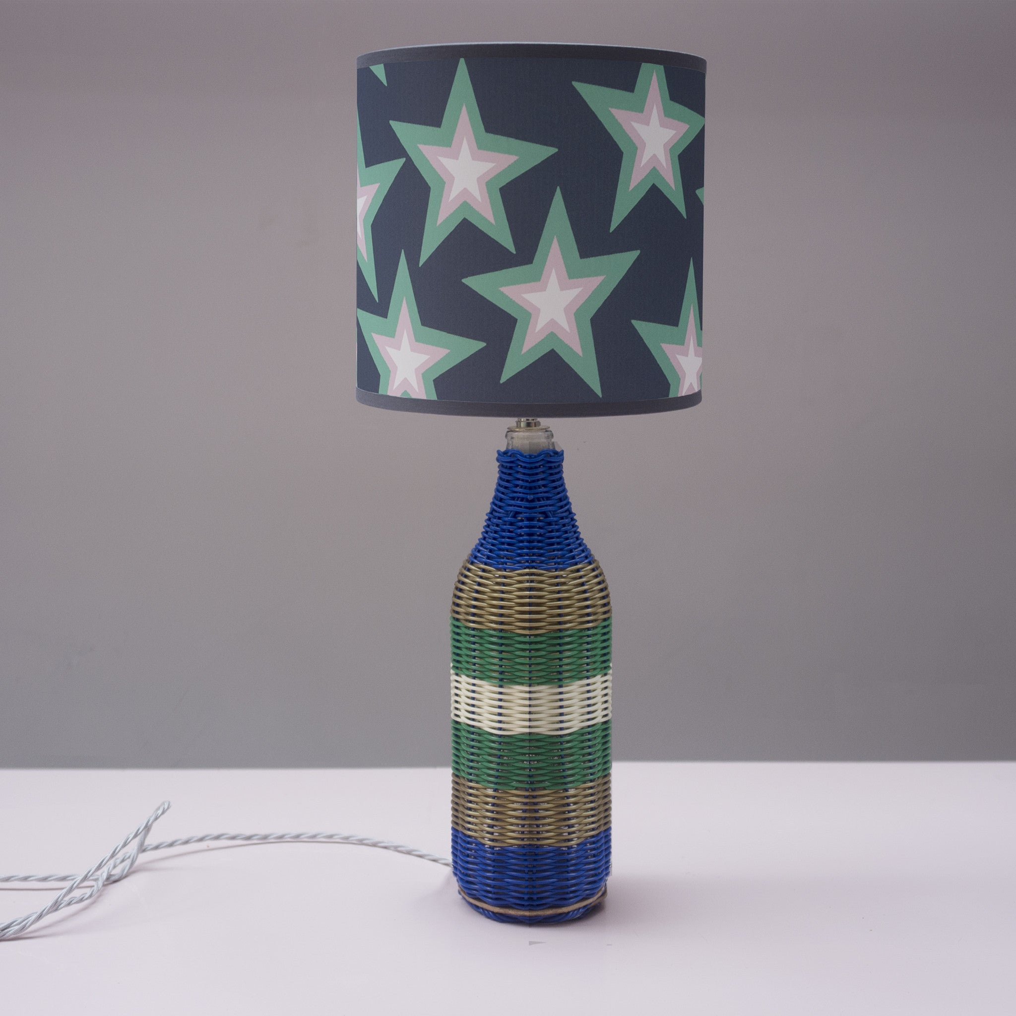 NIGHT SHADES LAMP BASE