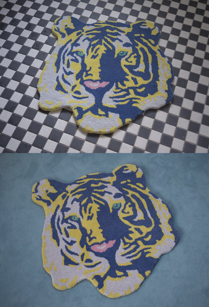 DANDY STAR TIGER RUG - Dandy Star