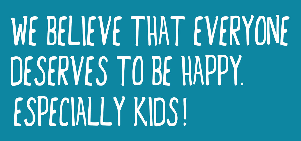 Keeping Kids Happy - Crowdfunder