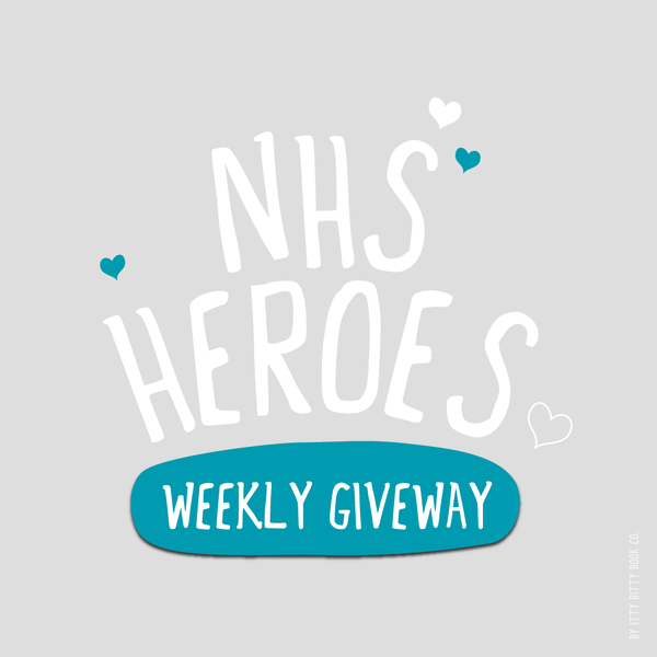 NHS Heros Weekly Giveaway - Send Some Love!