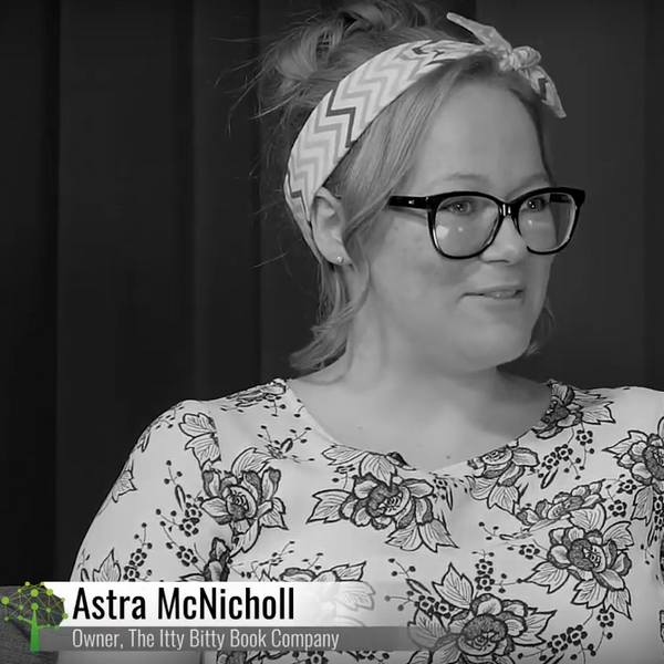 Astra's Interview by Michelle Connolly