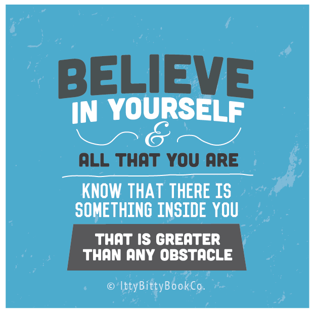 Believe quote, Itty Bitty Book Co, Positivity, Inspiration, Self belief,