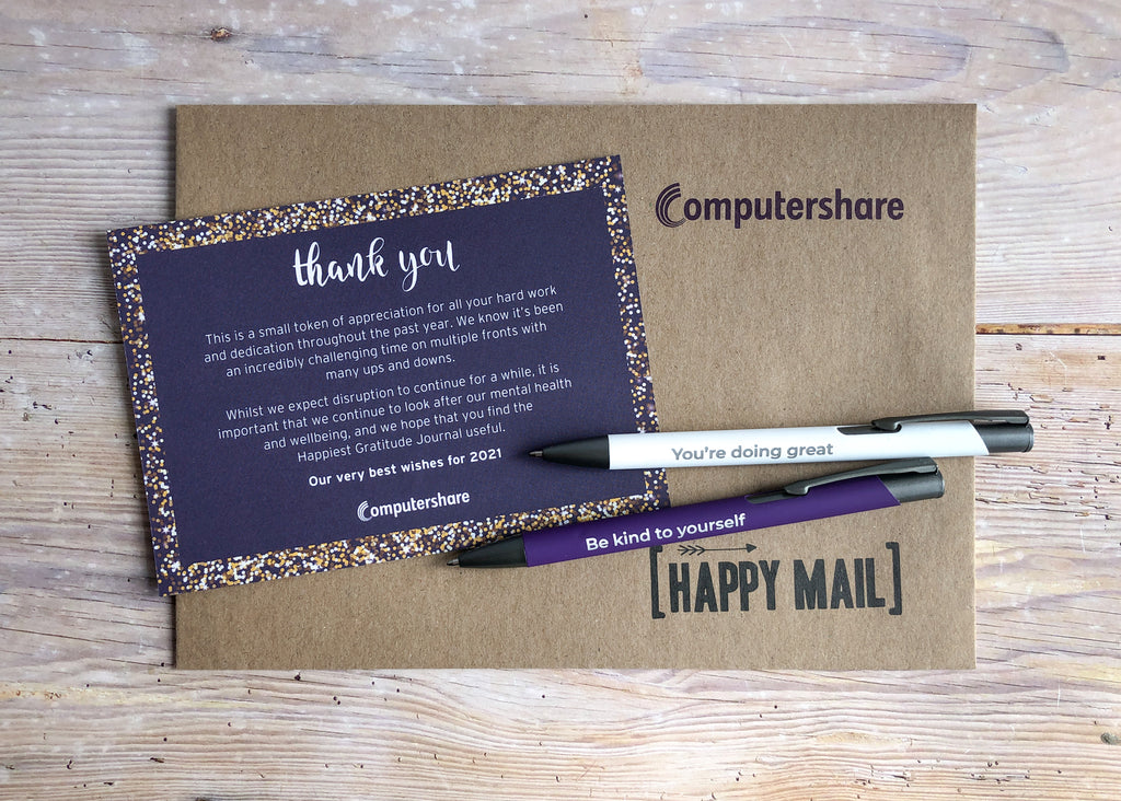 bespoke corporate gifts for employees that focus on mental health and wellbeing