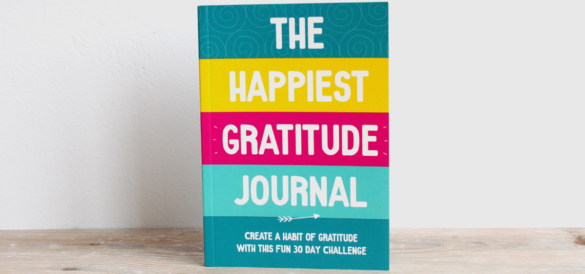 The Happiest gratitude journal 30 day gratitude challenge create an attitude of gratitude