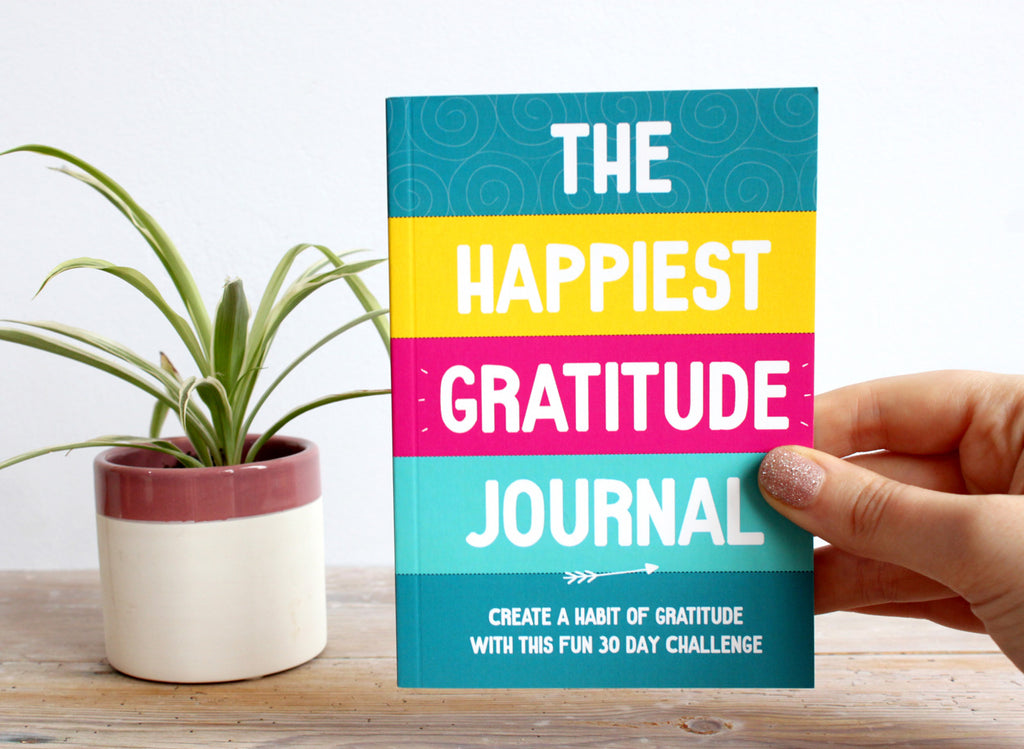 The Happiest Gratitude Journal