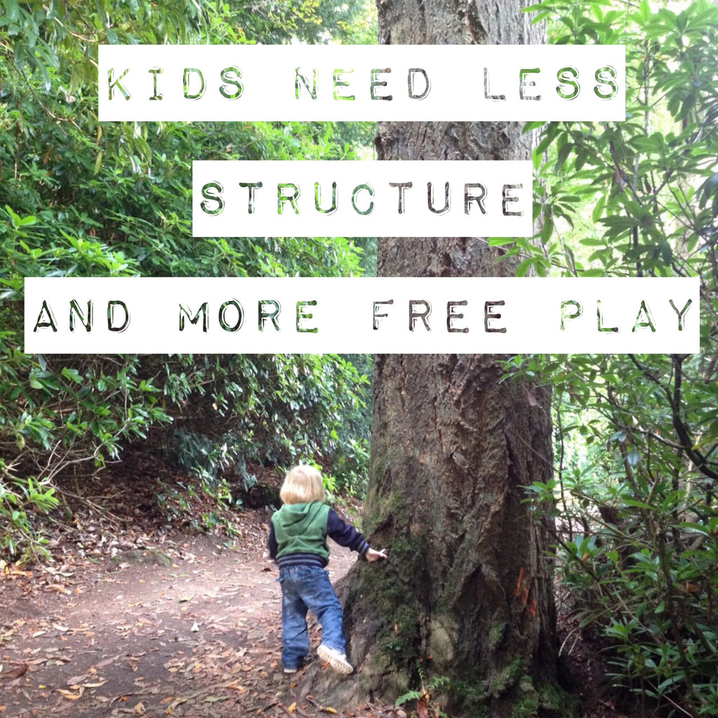 Itty Bitty Book Co, Positivity and children, outdoor play, nature, free play