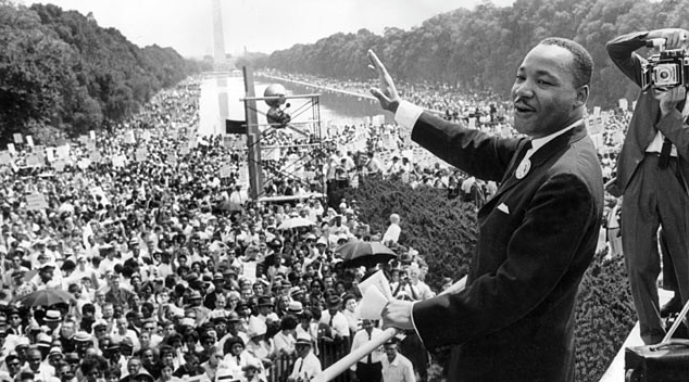 Martin Luther King Jr. In celebration of his birthday 15 January