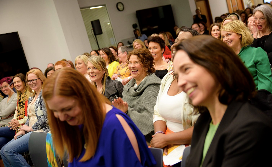 Ladies Who Launch Event Belfast Female Founders