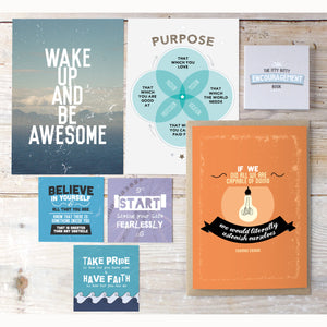 Encouraging Gift Boxes for Friends | Encouragement Book | Uplifting Gifts for Friends.