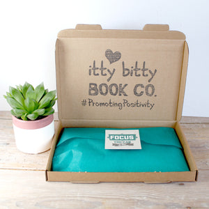 Encouraging Gift Box - New Job, Fitness Motivation, Inspiring Uni Gift. - Itty Bitty Book Co Inspirational & Motivational Gifts & Gift Boxes, Positivity, gift