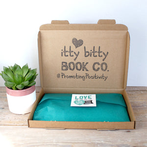 Friendship Gifts for Her | Best Friend Gift - Happy Box - Itty Bitty Book Co Inspirational & Motivational Gifts & Gift Boxes, Positivity, gift