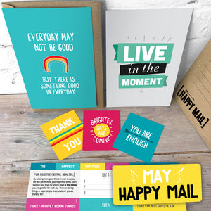 Happy Mail | Inspirational Postcards & Stationery