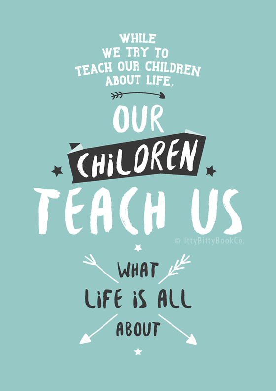 FAMILY LIFE LOVE INSPIRATIONAL MOTIVATIONAL QUOTE A4 POSTER PRINT