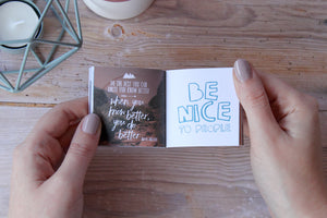 Inspiration Box | Friendship Box | Best Friend Box | Itty Bitty Book Co - Itty Bitty Book Co Itty Bitty Books, Positivity, gift