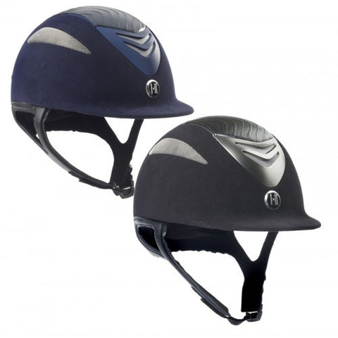 One K™ Defender- Suede & Leather Helmet