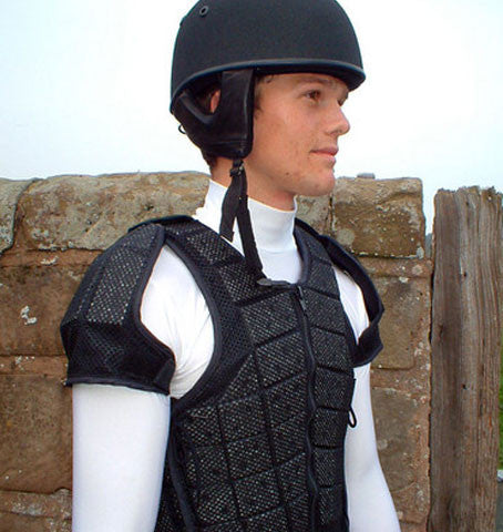 Racesafe Jockey Shoulder Pads
