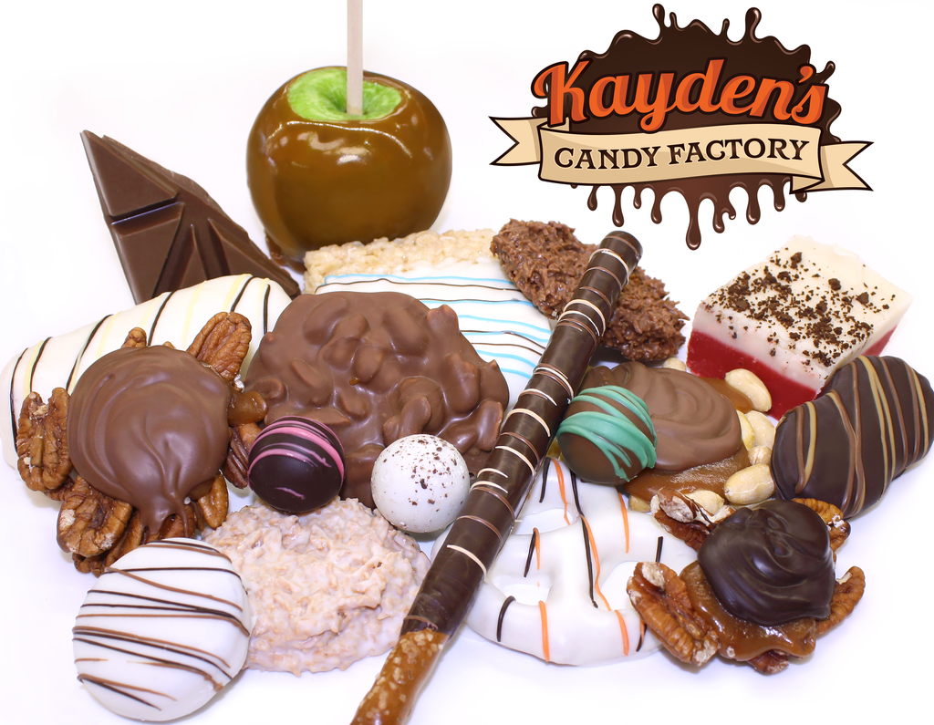 Introducing Kayden's Candy Factory