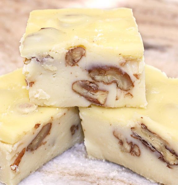 Butter Pecan Fudge at Kayden's Candy Factory