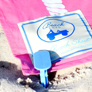 Beach Sheet Clips
