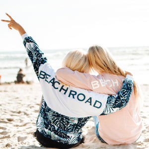 SUNKISSED PINK BEACH ROAD SPIRIT JERSEY