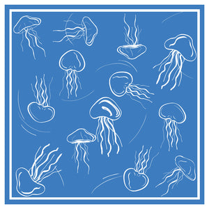 Jelly Fish Beach Sheet