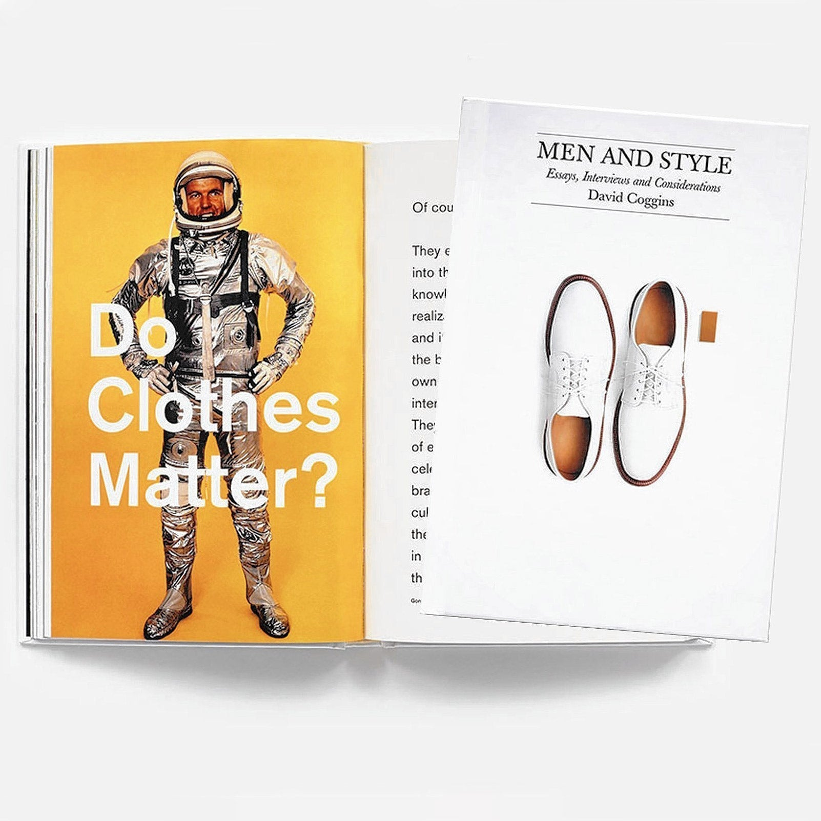 David Coggins book, Men & Style