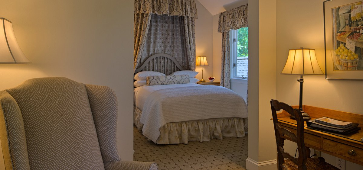 Fearrington House Inn room