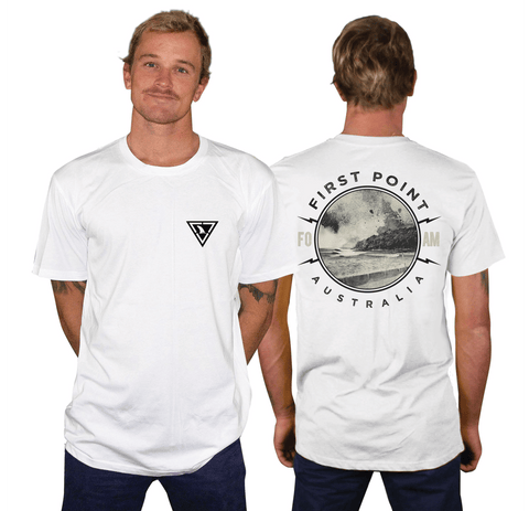 Noosa First Point Tee