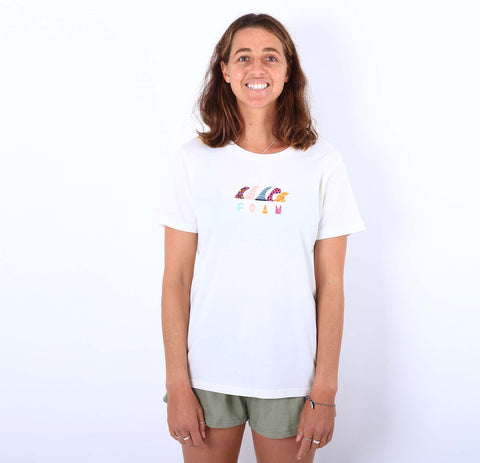 Philippa Anderson Fins Tee