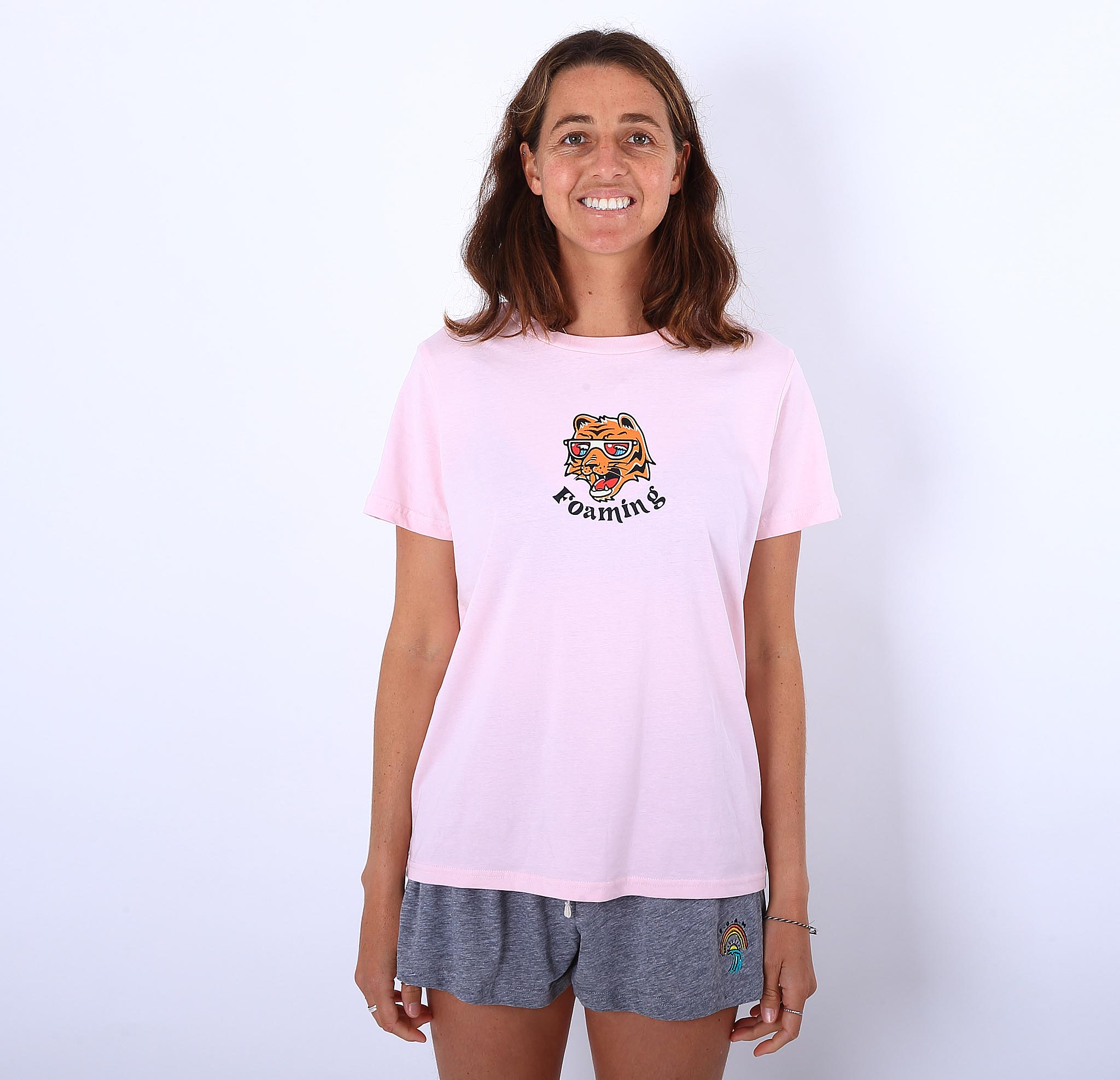 Philippa Anderson Foaming Tee