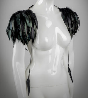 Feather Shoulderpiece