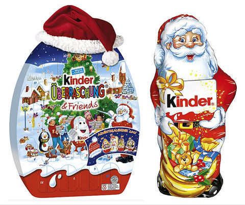Seasonal - Advent Calendars & Christmas Chocolate