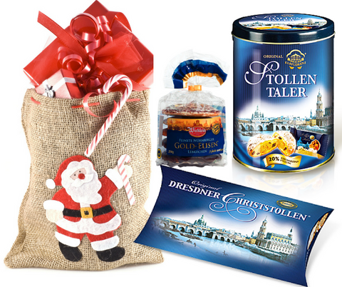 German Christmas Pastry - Stollen & Gingerbread - Chocolate & More Delights