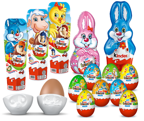 Seasonal - Easter Bunnies & Easter Eggs