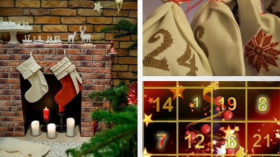 Advent Calendar German Christmas Traditions
