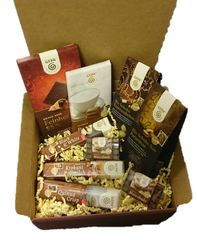 Gepa Fair Trade Chocolate Gift Box - Chocolate & More Delights