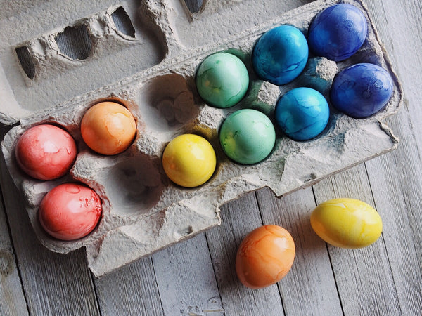 Homemade Easter Egg Dye Recipes - Chocolate & More Delights