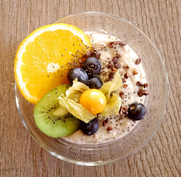 Porridge With Chocolate  - Chocolate & More Delights