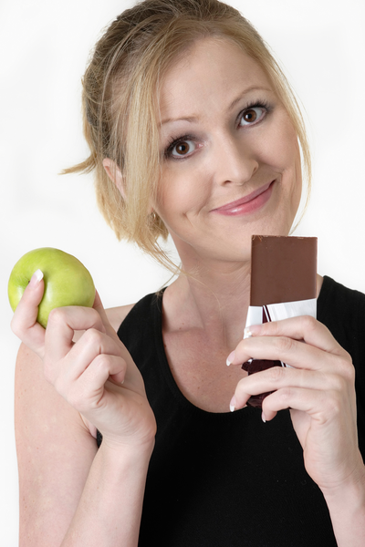 Weightloss with Chocolate - www.chocolateandmoredelights.com