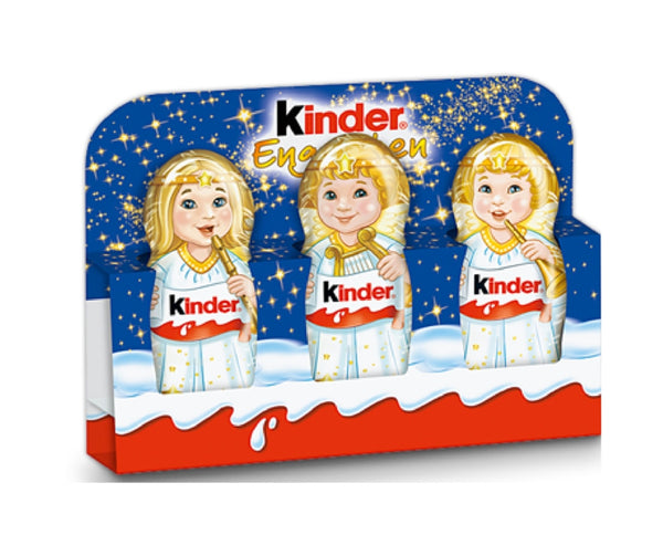 Kinder X-Mas Mini Angels-Chocolate & More Delights