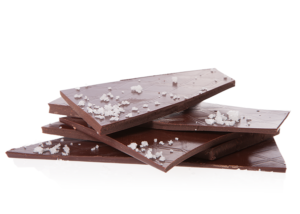 Artisan Chocolate Fleur de Sel-Chocolate & More Delights